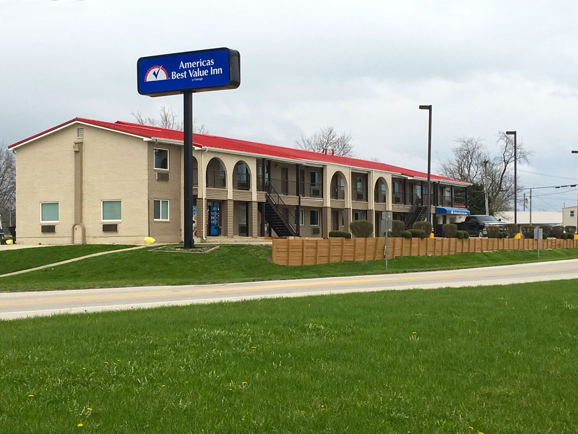 Americas Best Value Inn Celina OH