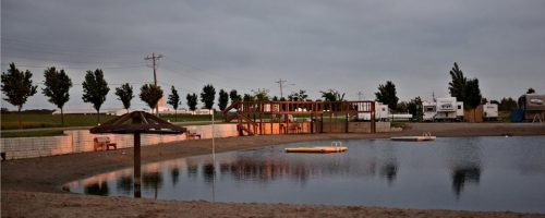 Hechts Landing beach