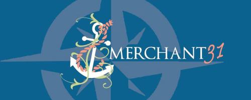 Merchant 31 logo