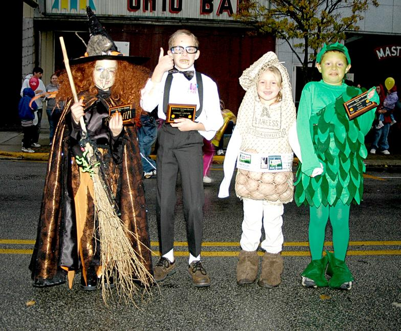 Wapak Halloween Parade 2020 Wapakoneta Halloween Parade   Greater Grand Lake Visitors Region